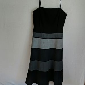Bcbgmaxazria halter dress size 10